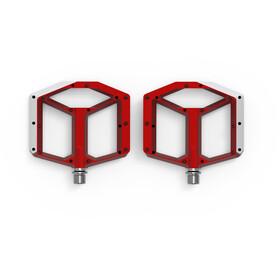 Cube ACID Flat A2-IB Pedale rot